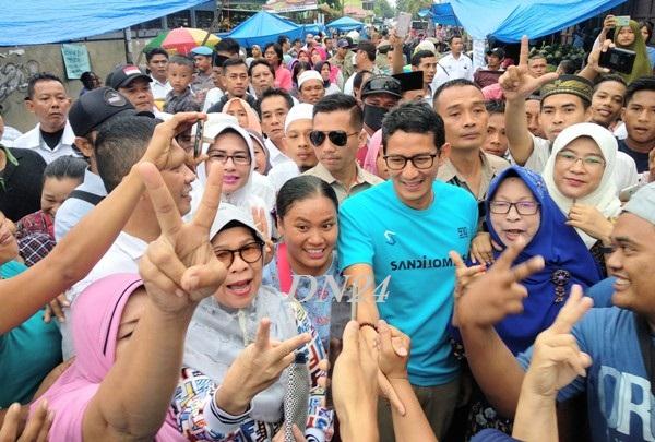 Pengamat: Sandiaga Lebih Menjanjikan Ketimbang Prabowo
