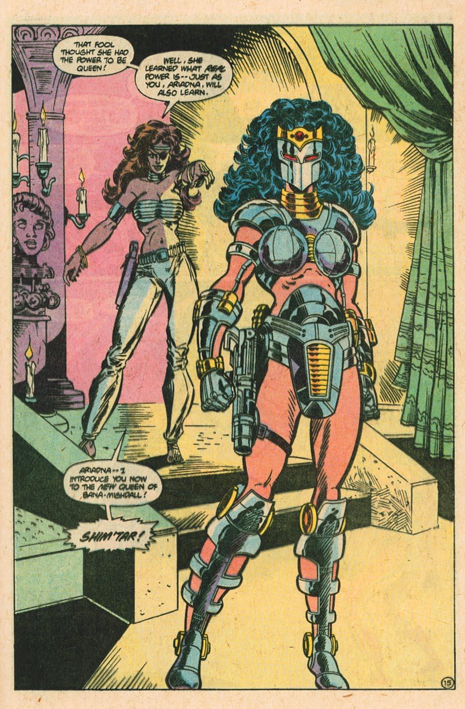 Read online Wonder Woman (1987) comic -  Issue #34 - 16