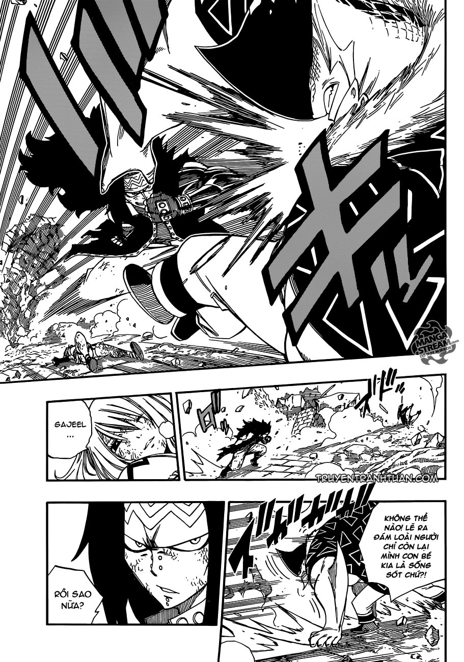 Fairy Tail chap 386 trang 18