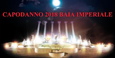 Capodanno Baia imperiale 2018