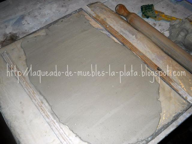 Moldes de yeso para cerámica
