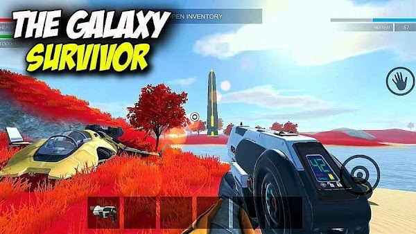 Download Game The Galaxy Survivor Mod Apk Android