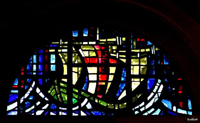 Vitrail Basilique Notre Dame de la Victoire, Saint Raphaël