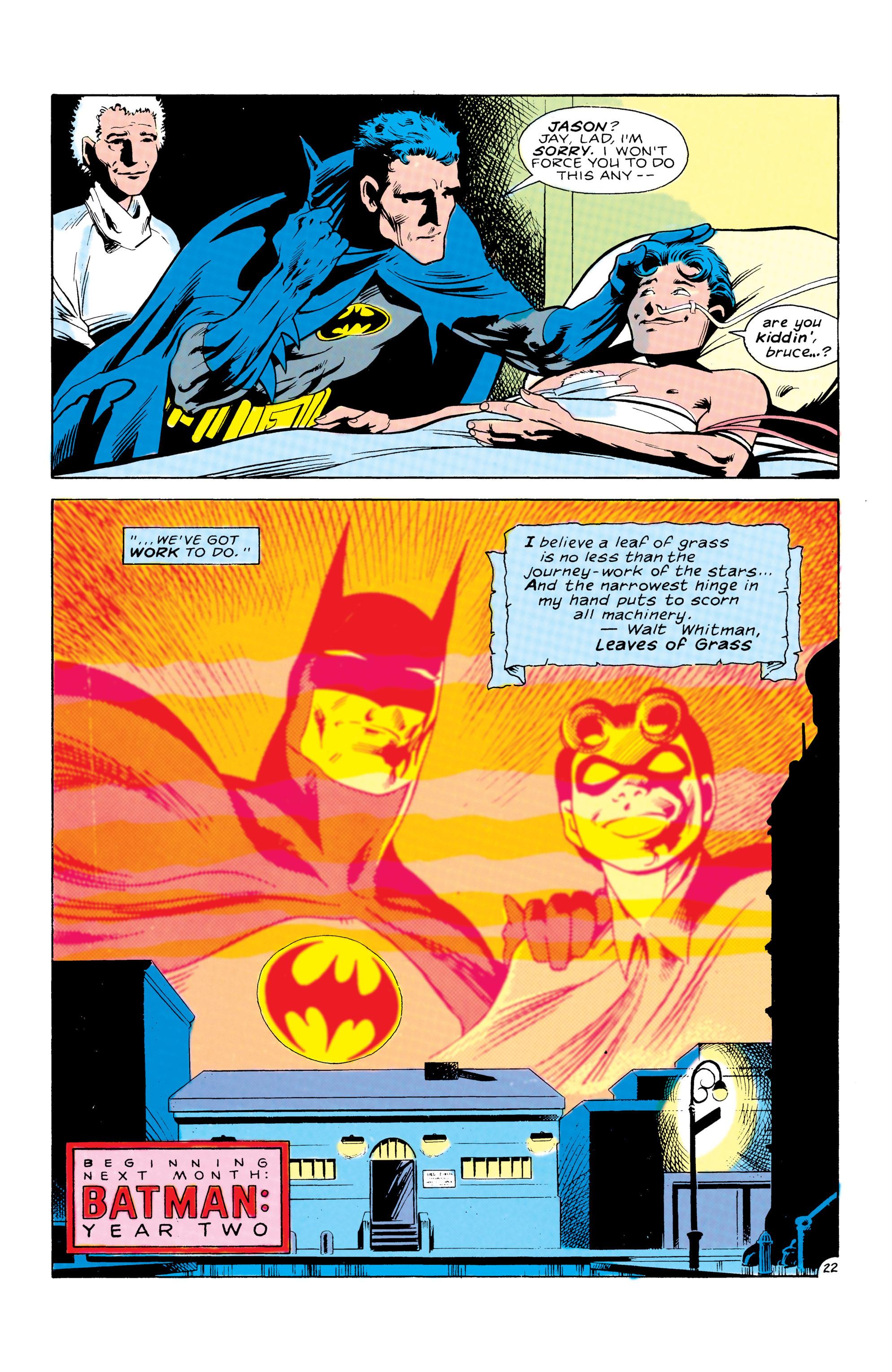 Detective Comics (1937) 574 Page 22