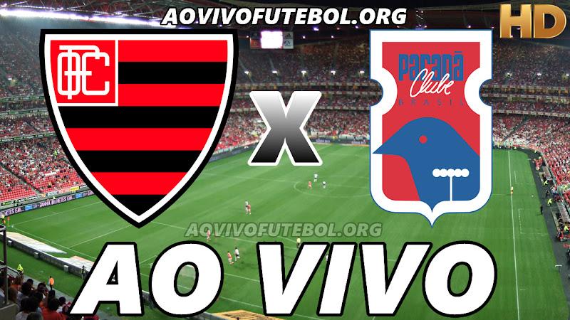 Assistir Oeste vs Paraná Ao Vivo HD