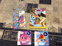 MLP New (Playskool) Books