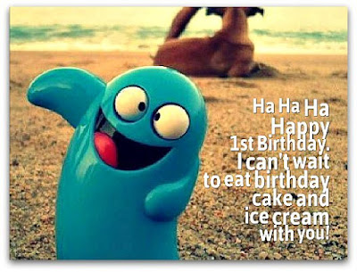 Baby 1st Birthday Wishes Messages and Quotes