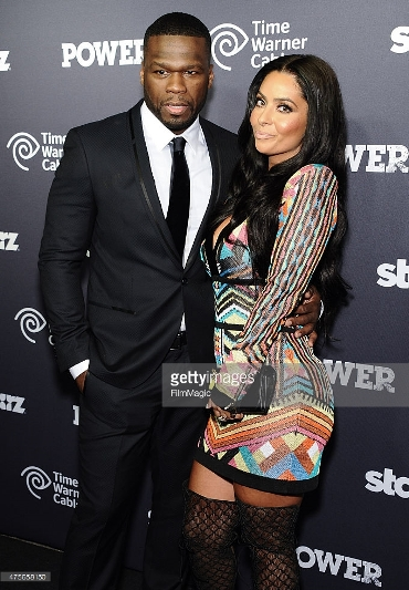 50 cent who is he dating