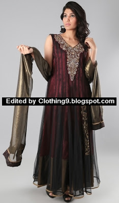 Latest Fresh Designs of Pakistani Suit