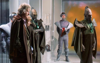 Doctor Who Frontier In Space