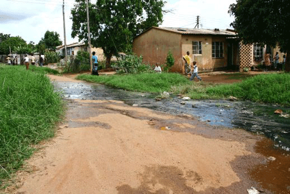 Does environmental health matter in Africa?