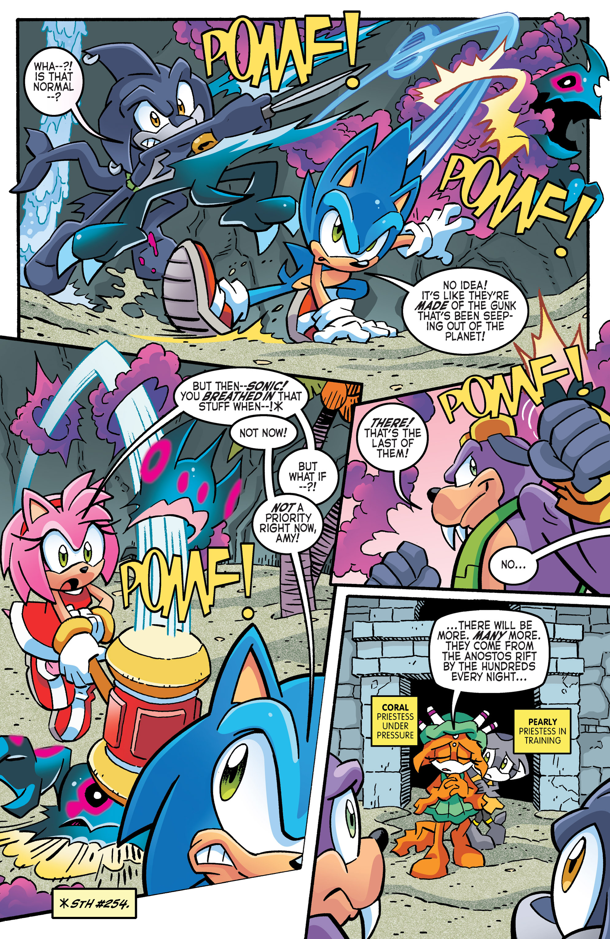 Read online Sonic The Hedgehog comic -  Issue #262 - 4