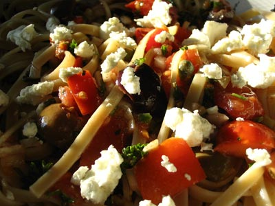End-of-Summer Pasta Sauce