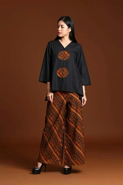 50 Model Baju Batik Terbaru 2018 Modern Elegan