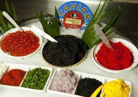 Makanan Caviar