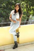 Neha Deshpande in Spicy Denim Jumpsuit and Whtie Crop Top March 2017 091.JPG