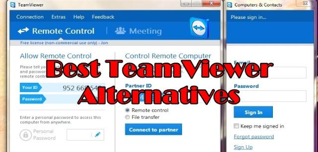 Top 5 Best Teamviewer Alternatives: 5 Best Remote Desktop Software