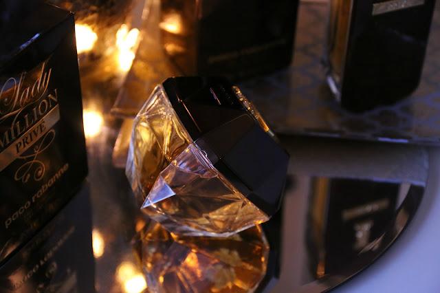 Paco Rabanne 1 Million Prive Lady Million Prive Perfume Fragrance Image