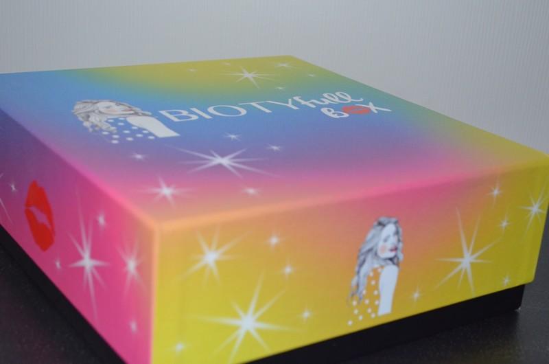 Biotyfull Box, box, box beauté, box bio, box femme, L'Etincelante