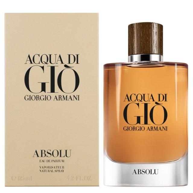 Giorgio Armani Acqua di Gio Absolu 125 ml
