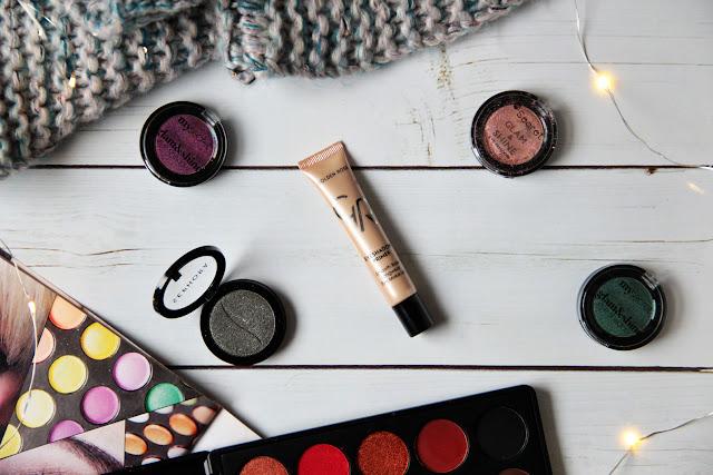 Golden Rose Eyeshadow Primer | Baza pod cienie do powiek