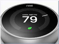 Nest thermostat sensor cyber monday