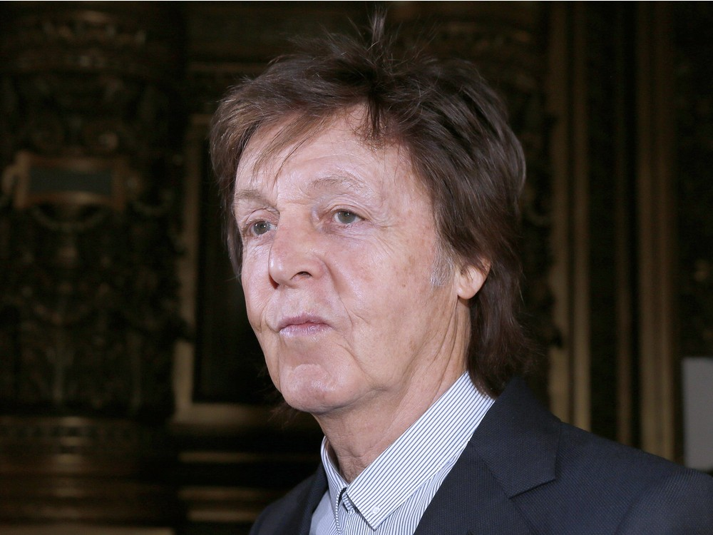 McCartneys Still Working On New Album