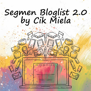 segmen, bloglist, blog cik miela, blogger, blog,