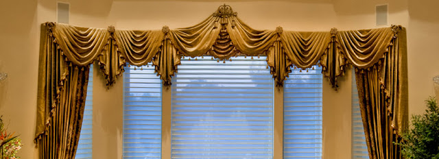 Valances, Cornices, Swags (Swags)