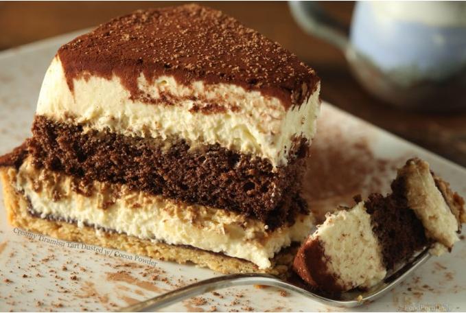 tiramisu cake kukus