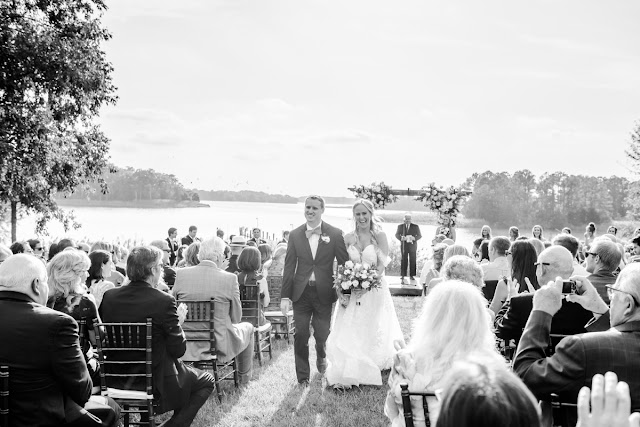 Eastern Shore Fall Estate Wedding photographed by Maryland Wedding Photographer Heather Ryan Photography