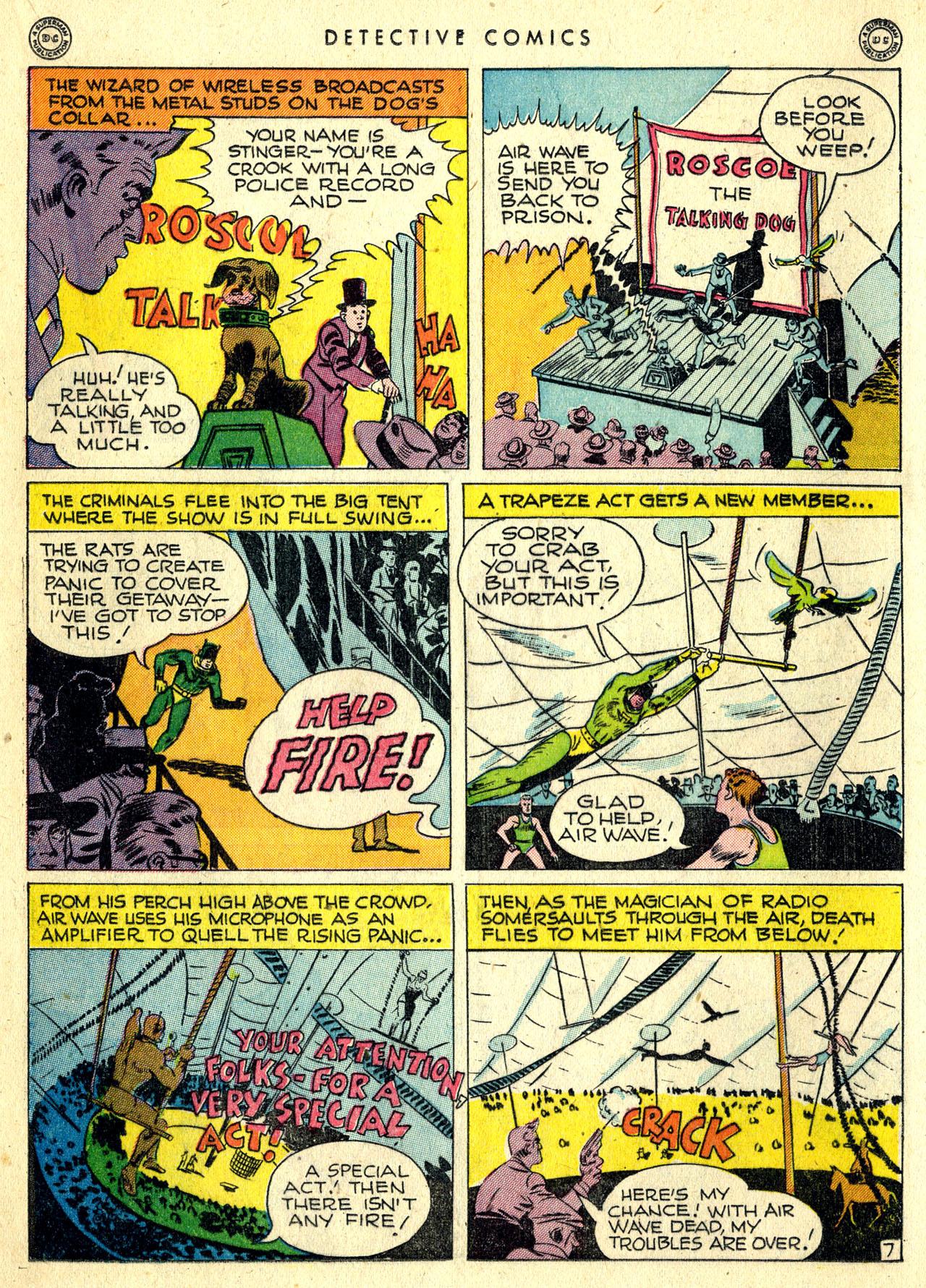 Read online Detective Comics (1937) comic -  Issue #119 - 31