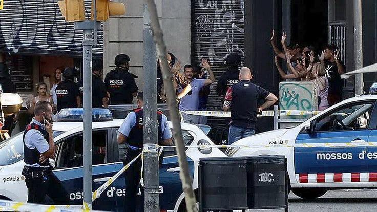 Τρομοκρατική επίθεση στη Βαρκελώνη