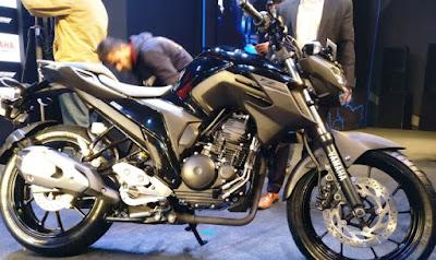 2017 Yamaha FZ25 is a 250 cc bike