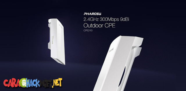 Cara Setting TP-LINK CPE Outdoor 2.4GHz 300Mbps 9dBi Lengkap