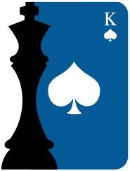 Rey de ajedrez y Rey de picas