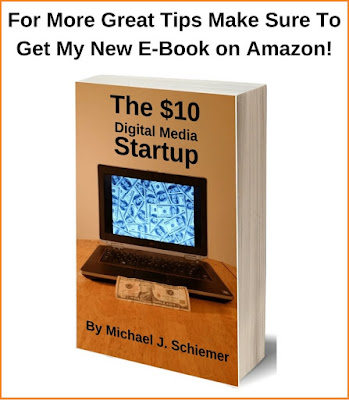 10 dollar digital media startup amazon ebook