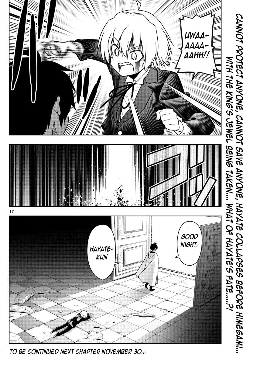 Hayate the Combat Butler - Chapter 586