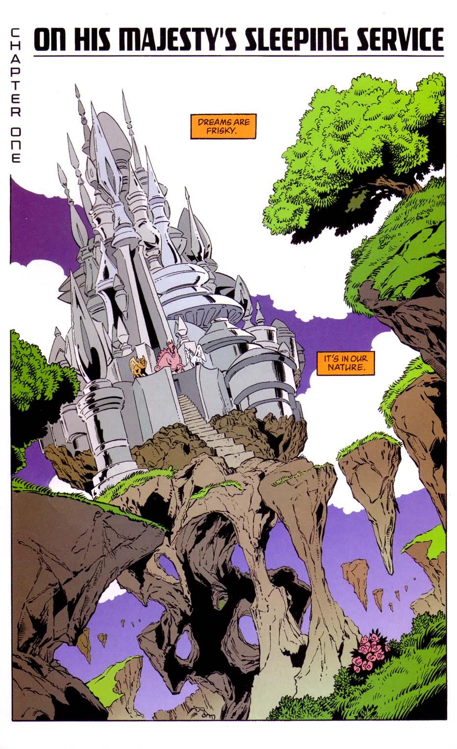 Read online Merv Pumpkinhead, Agent of D.R.E.A.M. comic -  Issue # Full - 3