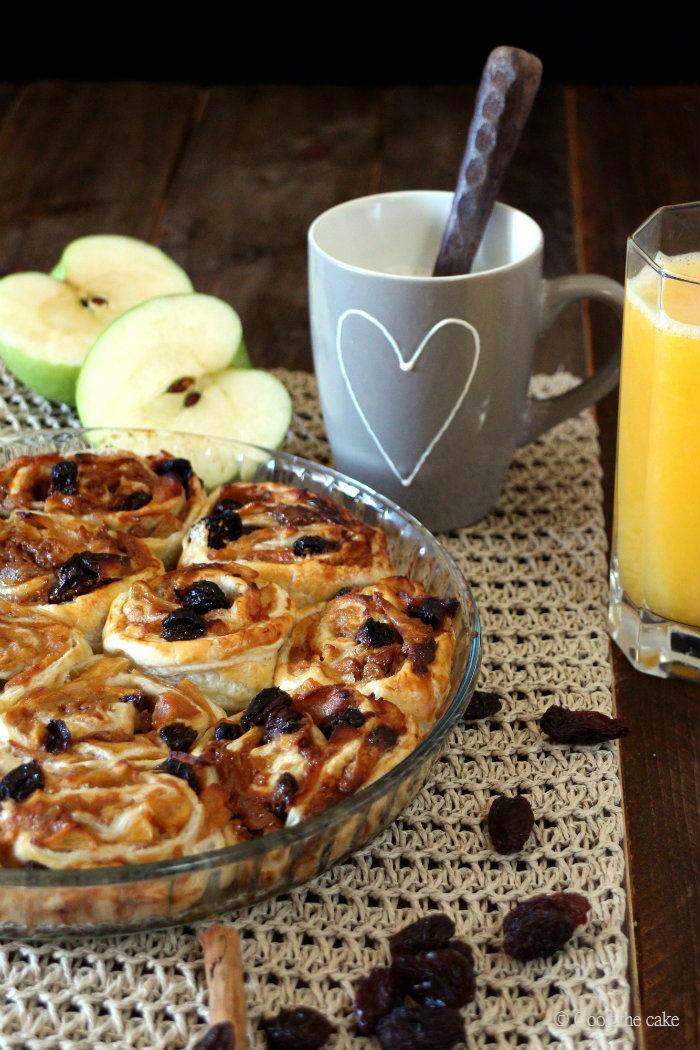 apple-rolls, rollitos-de-manzana-y-dulce-de-leche