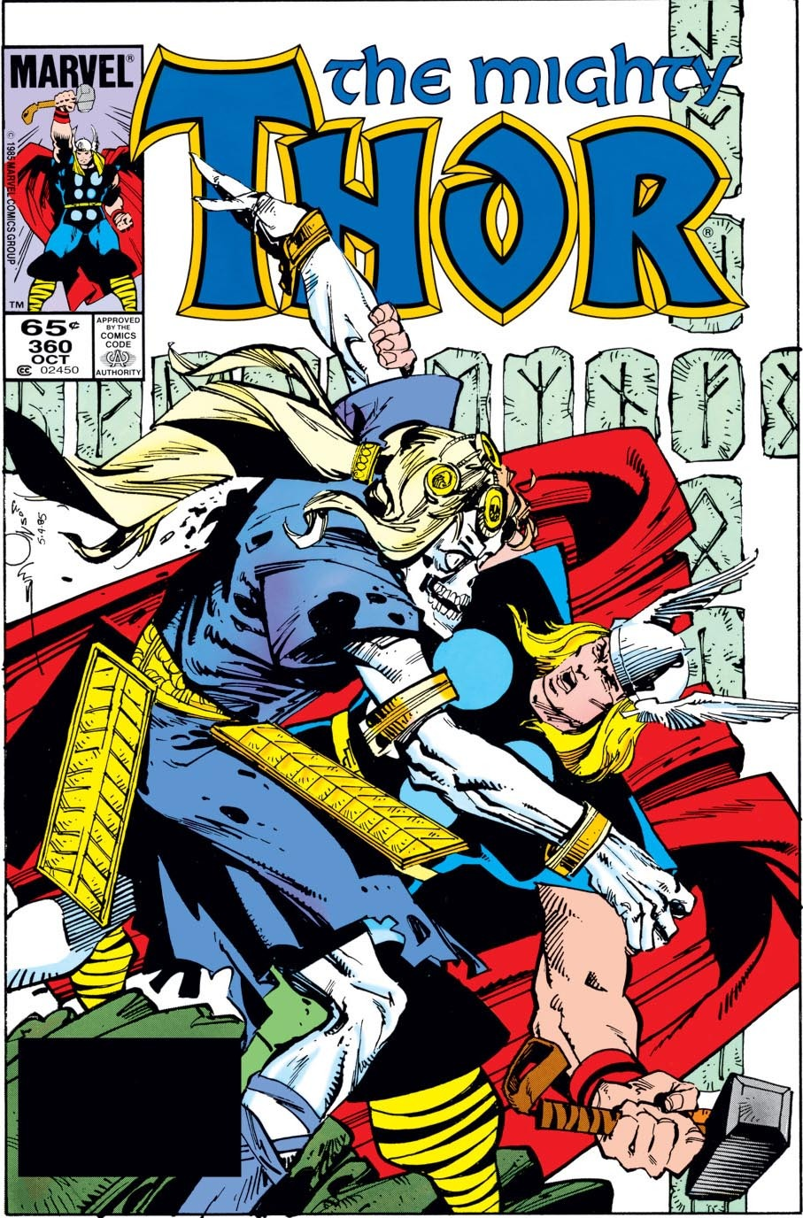 Thor (1966) 360 Page 1