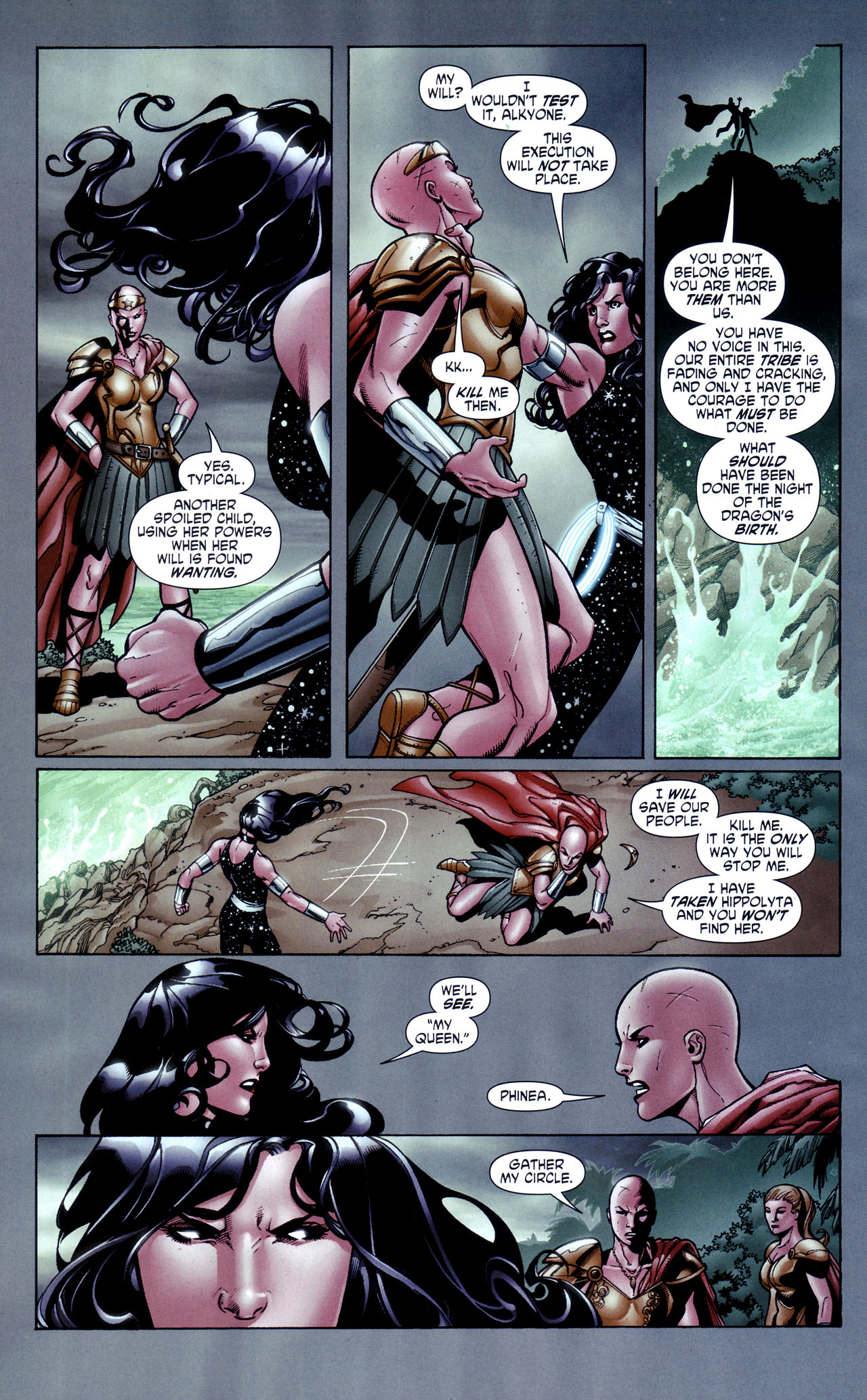 Read online Wonder Woman (2006) comic -  Issue #38 - 13