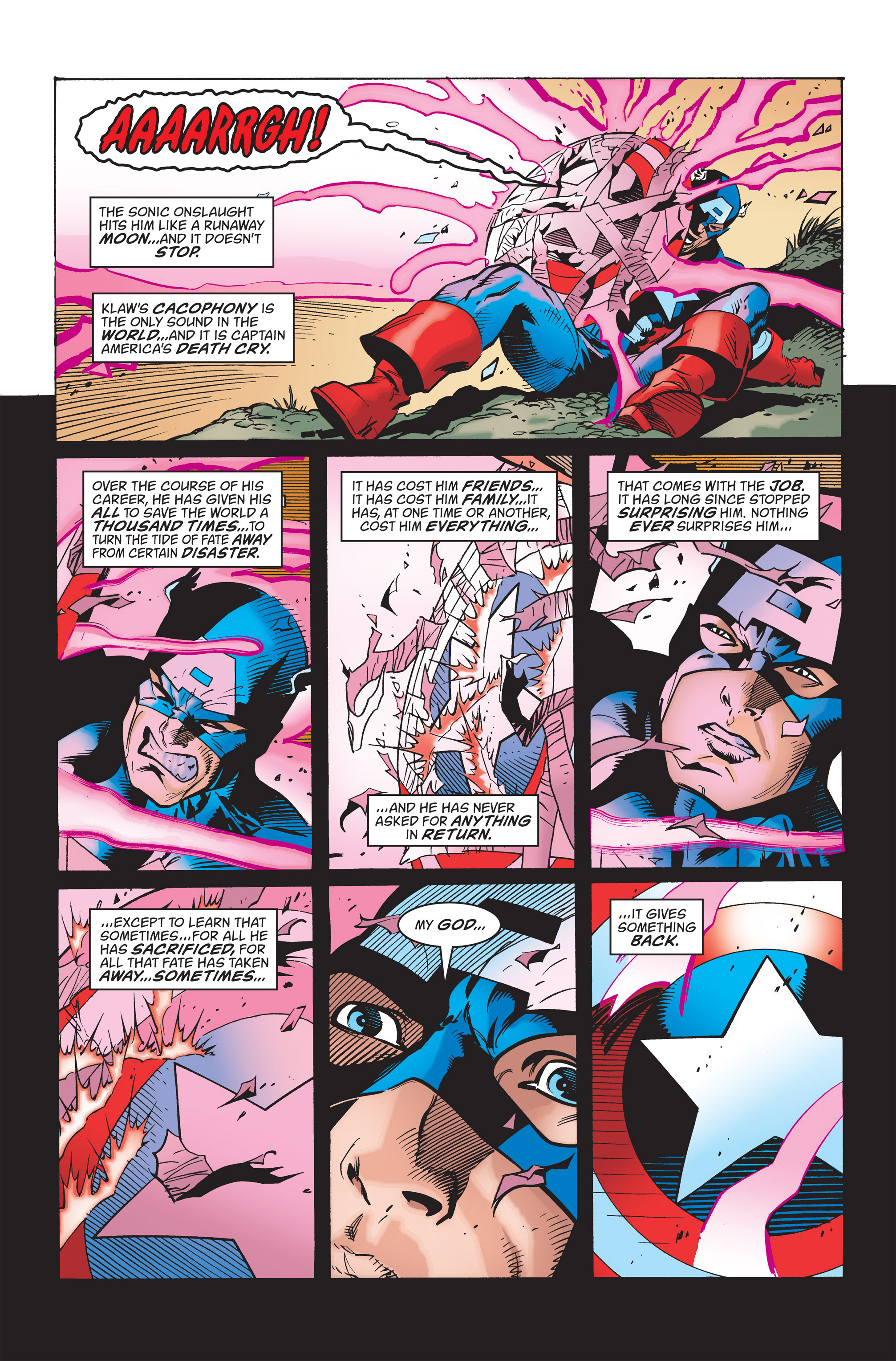 Captain America (1998) Issue #22 #28 - English 16