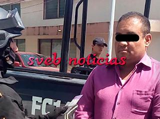 """Cae """"El Conta"""" integrante del CJNG en Fraccionamiento Reforma de Veracruz"""