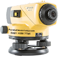 TOPCON Auto Level AT-B2 Pembesaran 32x Di Indosurta Group