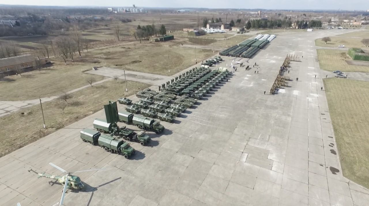 Ukrainian Army received over 420 units of weapons