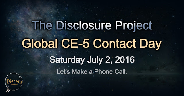 The Disclosure Project - Global CE-5 Contact Day - Saturday July 2, 2016 The%2BDisclosure%2BProject%2BCover%2BArt%2BGloabal%2BCE-5%2BContact%2B2