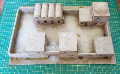 1/72 Afghanistan Compound