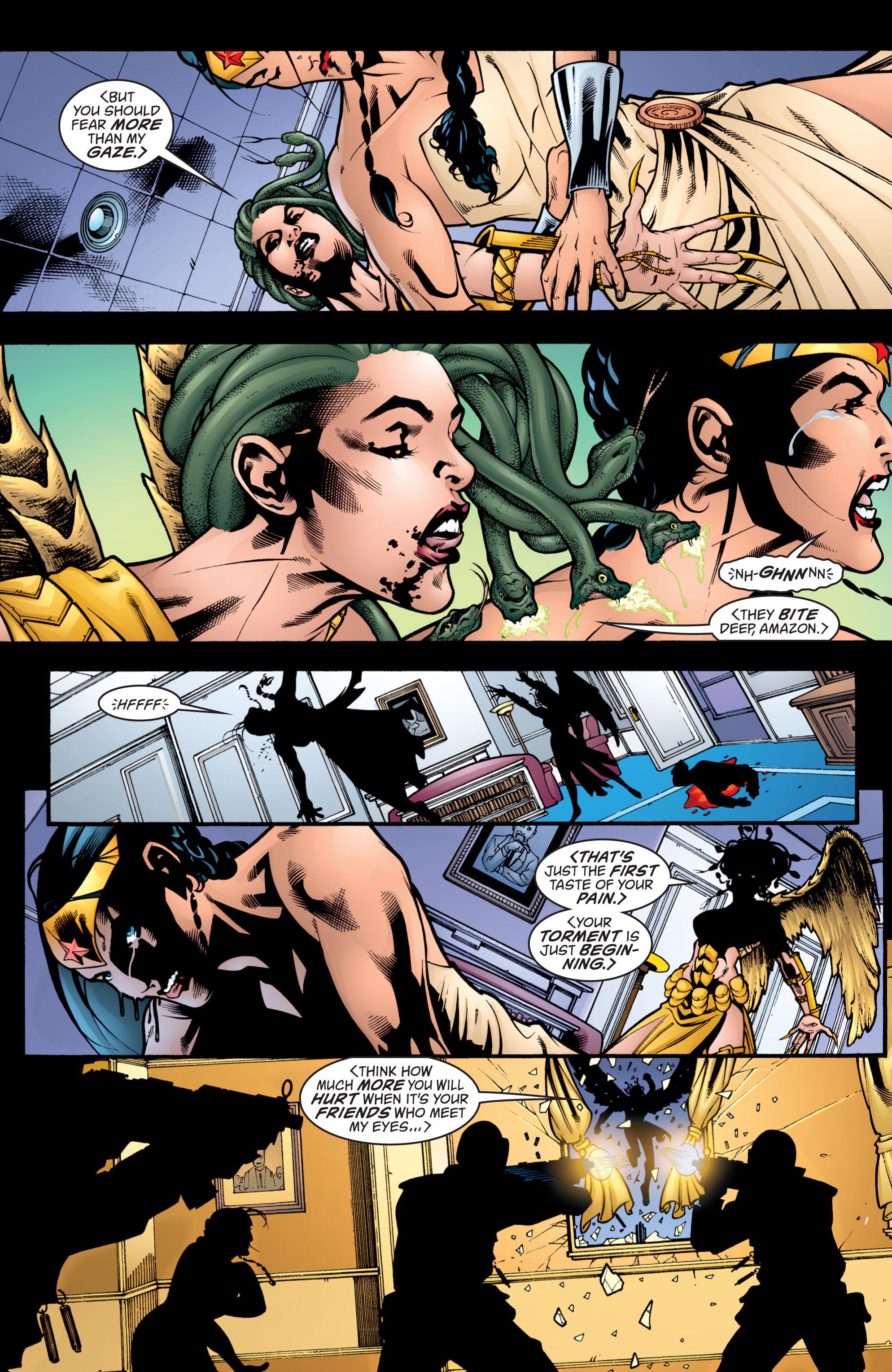 Read online Wonder Woman (1987) comic -  Issue #208 - 22