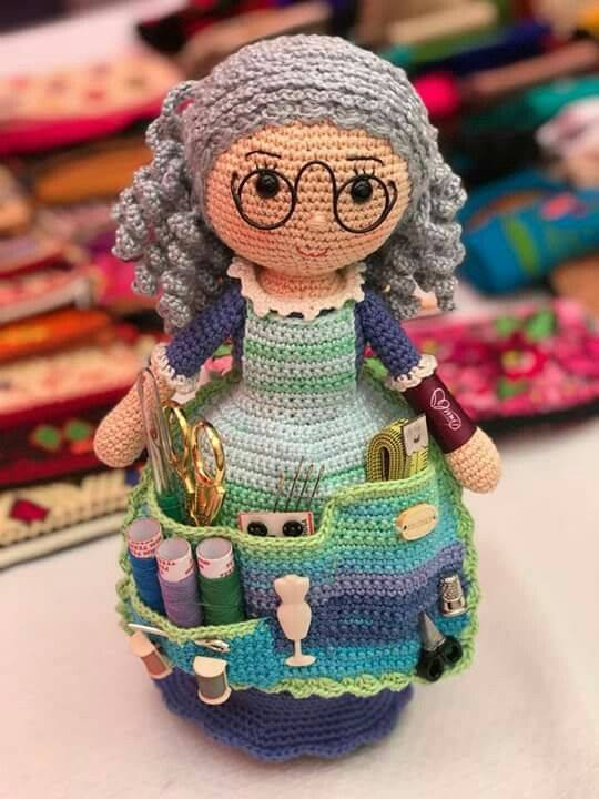 Aprendeconpao Hermosas Muñecas Tejidas A Crochet